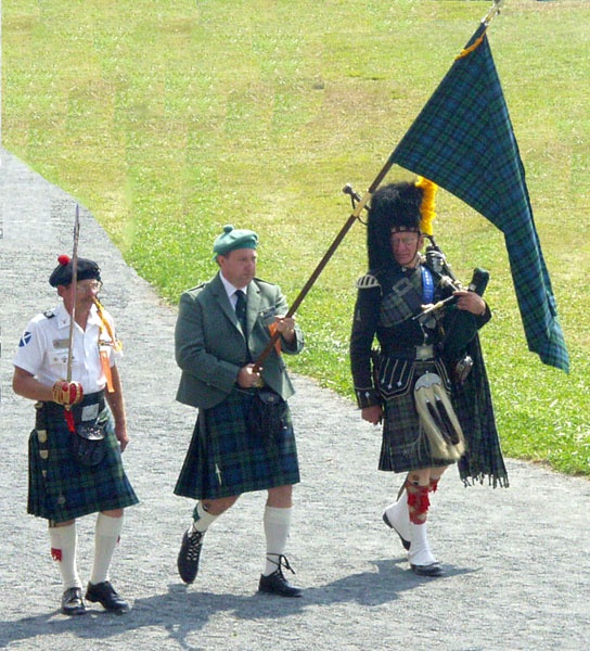 Clan Campbell, Highland Games at Grandfather Mountain