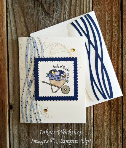 Shannon Jaramillo – blog details It's Sunday and I have 22 fabulous card ideas featuring Stampin' Up! products! They were created…