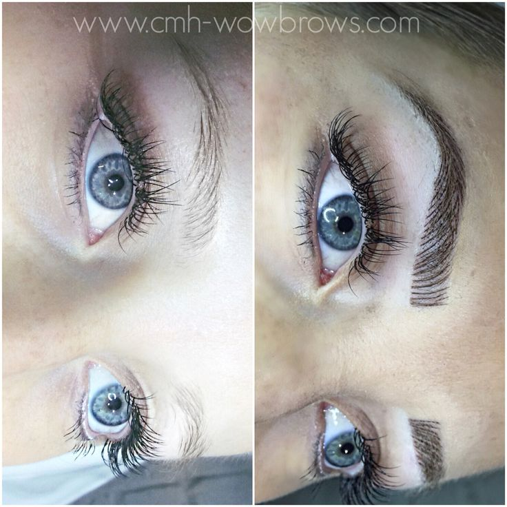 145 best images about permanent makeup and ideas on for Eyebrow tattoo microblading