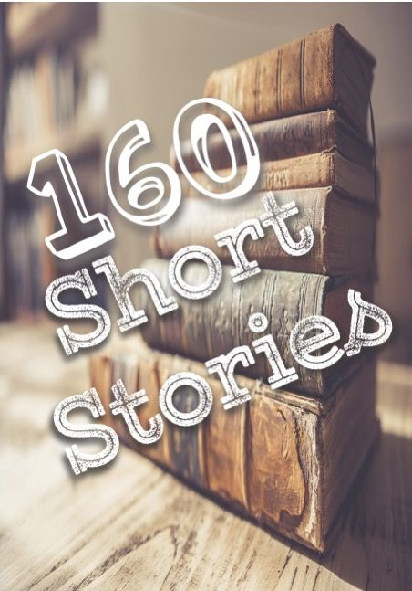 160 Great Short Stories for the English Classroom.