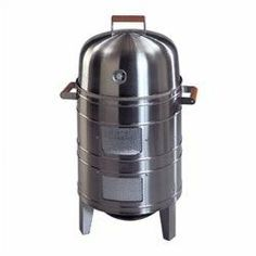 Charcoal Combo Water Smoker / Grill for Sale | Wayfair
