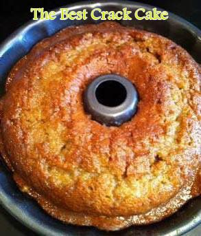 Ingredients : 1 box Duncan Hines yellow cake mix 1/4 c brown sugar 1/4 c white sugar 1 box vanilla pudding instant mix 2 teaspoons cinnamon 4 eggs 3/4 c water 3/4 c oil 1/2 c white wine (really any kind) Directions : Preheat oven to