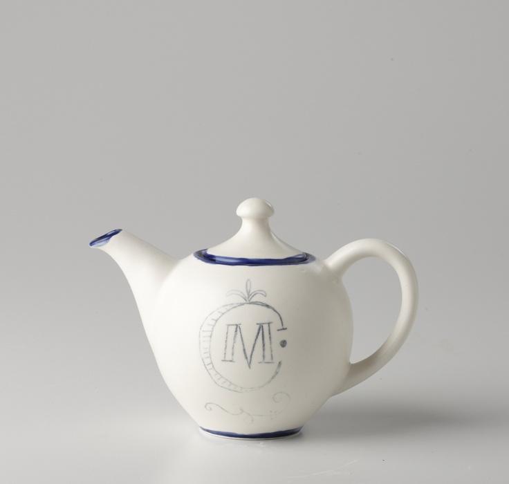 The Merchants Cafe Tea Pot