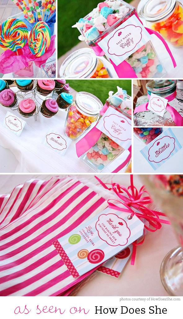 99 best Lollipops party images on Pinterest | Birthday celebrations ...