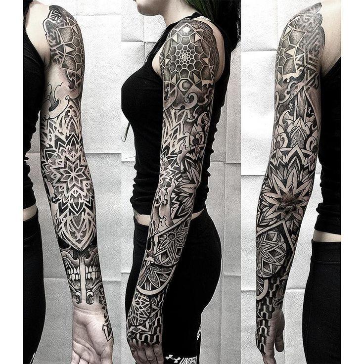 Geometric Tattoos Mandala Tattoo: Best 25+ Geometric Sleeve Tattoo Ideas On Pinterest