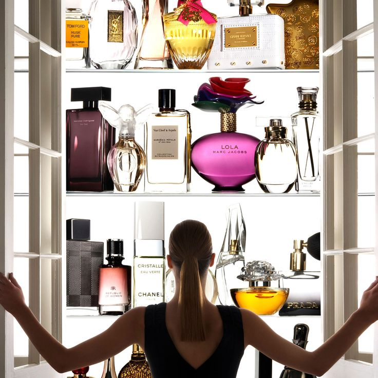 How your SKIN benefits from spraying perfume
