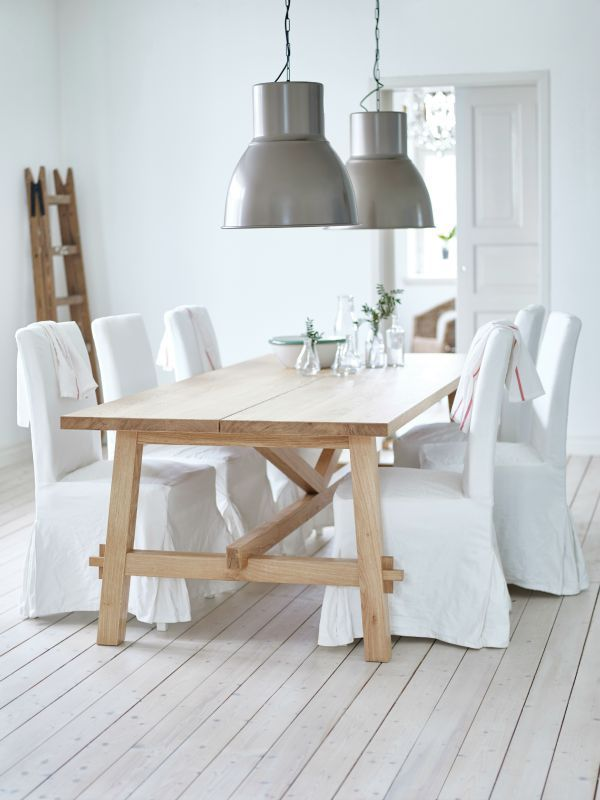 Favorites from Ikea's 2016 Catalog  (IKEA's Mockelby Table - new for 2016)