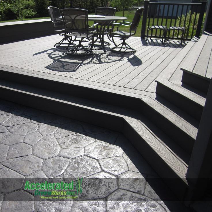 1000 ideas about platform deck on pinterest decks for Balcony platform