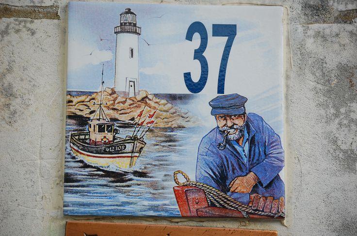 Et les marins toujours présents . Île de Ré -France
