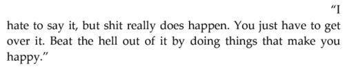 J.A. Redmerski, The Edge of Never