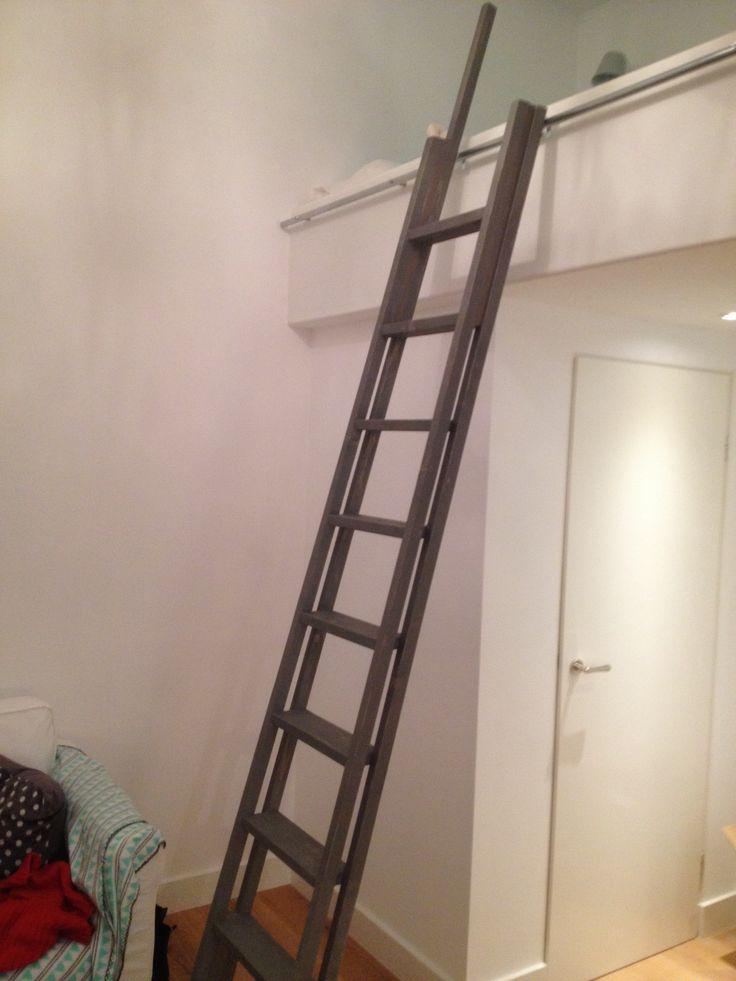 102 beste afbeeldingen over laddertjes op pinterest for Trap mooi maken