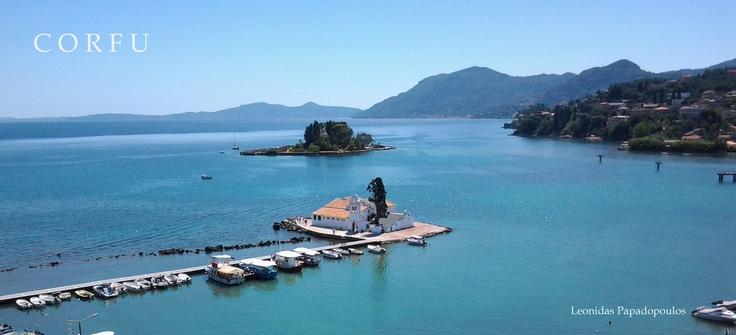 Corfu Island-GREECE