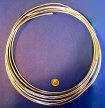 Lamp: 9 gauge medium stiff: 15 foot Coil $16 - Aluminum Craft Wire for Sculptures, Armatures,Craft, Jewelry & Wrap - FAST SHIPPING