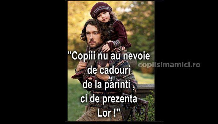 Copiii Nu Au Nevoie De Cadouri De La Parinti  - copiii nu au nevoie de cadouri de la parinti 2015 #copiii #copii #parinti #cadouri