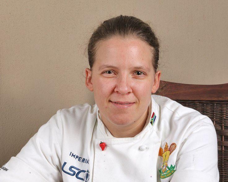 #SAOlympicChef @CulinaryTeam Kirstin Hellemann
