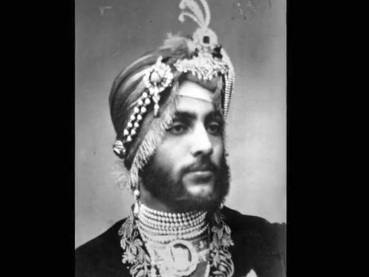 Maharaj Duleep Singh