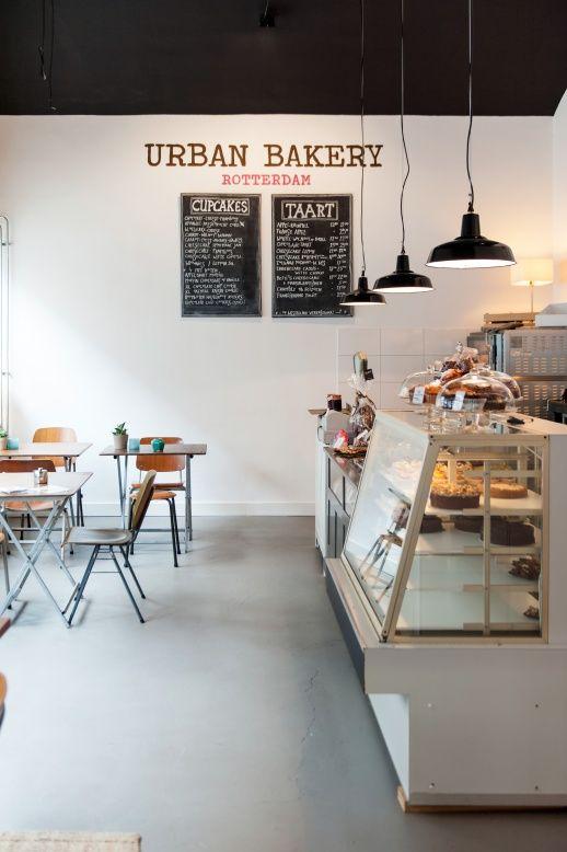 Urban Bakery Rotterdam (Hofbogen)
