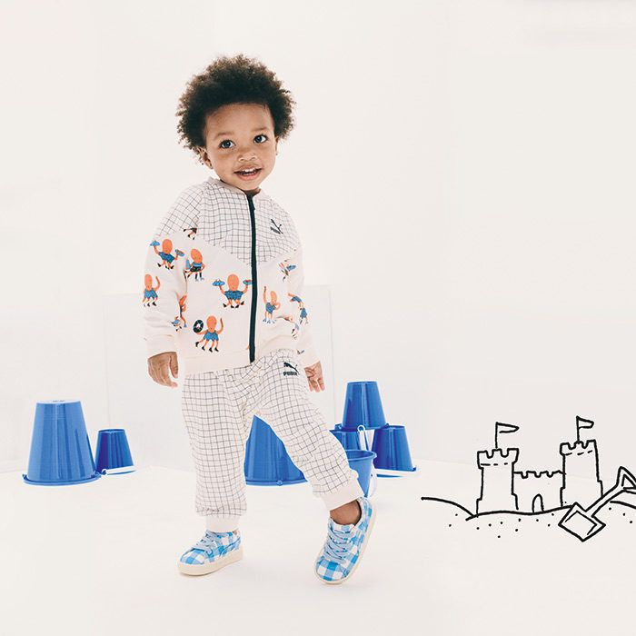 tinycottons And Puma To Release A Hôtel Bonheur Collection - mini:licious