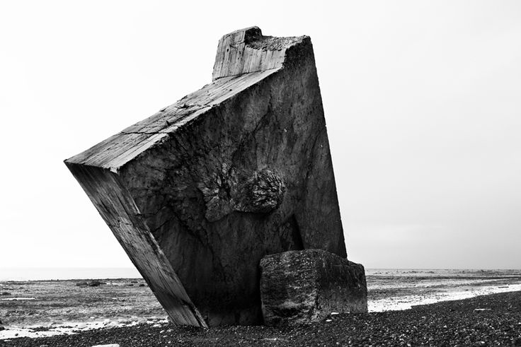 The Eerie, Crumbling Bunkers of the Nazis' Atlantic Wall | Quiberville, France Stephan Vanfleteren/Panos  | WIRED.com