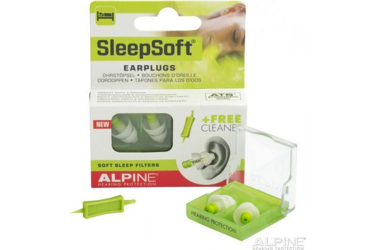 Alpine SleepSoft  Füldugó alváshoz, tanuláshoz