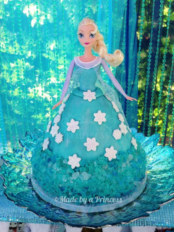 Queen Elsa Cake Decorations : 17+ images about