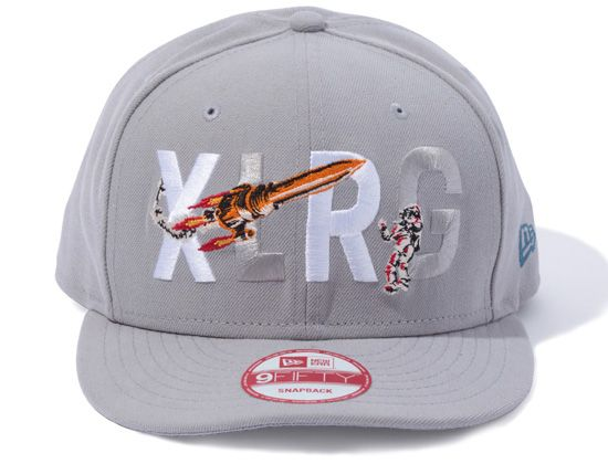 "XLARGE x NEW ERA ""Cosmic"" 9Fifty Snapback Cap"