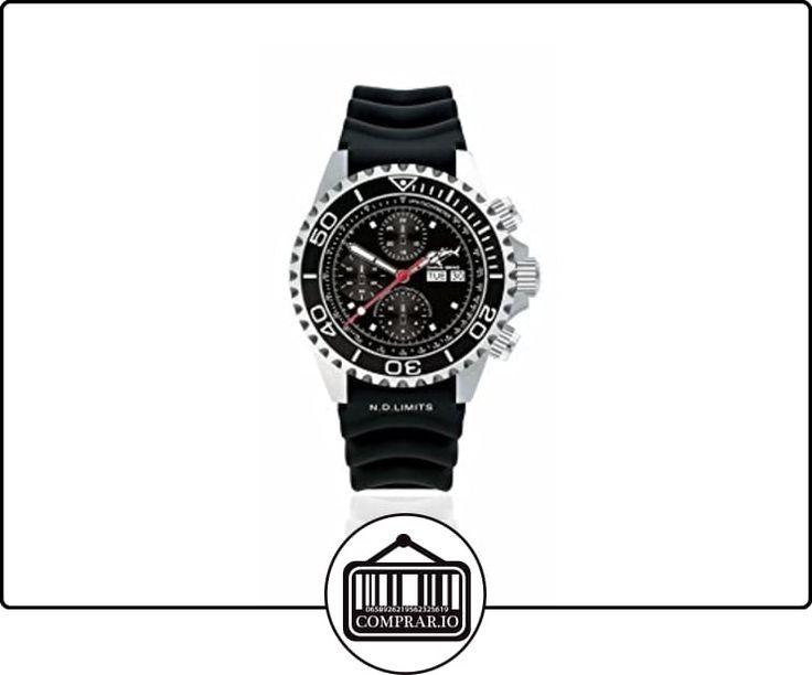 Chris Benz Deep 500m Chronograph CB-500A-C1-KB Cronógrafo Automático para hombres Reloj de Buceo de  ✿ Relojes para hombre - (Lujo) ✿