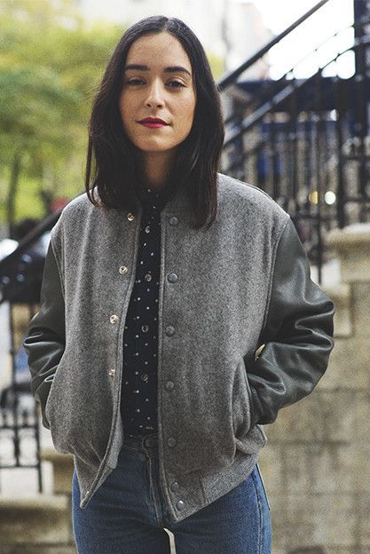 Varsity Jacket by Unis