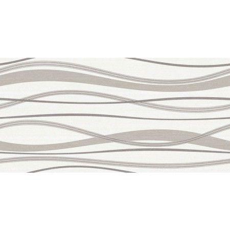 HABITAT WAVES - falicsempe (ice-noce, 25X50cm, 1,62m2) - Falicsempe - Csempe - Padló-Fal
