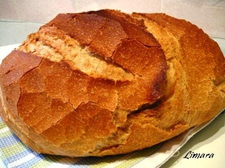 Limara péksége: Sörös kenyér