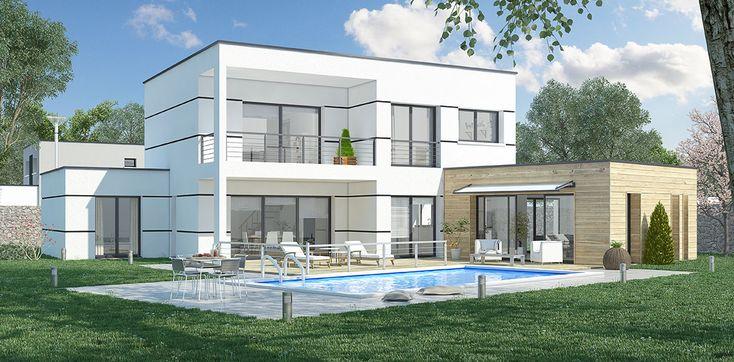maison france confort toulouse finest oasis azur bancaou. Black Bedroom Furniture Sets. Home Design Ideas