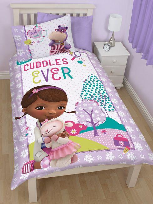 Disney Doc McStuffins Hugs Reversible Single Panel Duvet Cover and  Pillowcase Set. Best 25  Doc mcstuffins bedroom set ideas on Pinterest   Doc