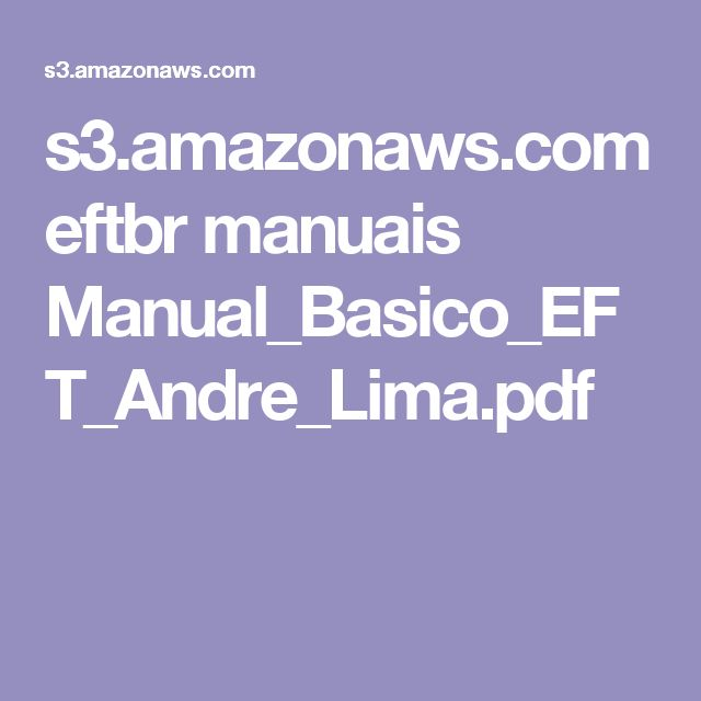 s3.amazonaws.com eftbr manuais Manual_Basico_EFT_Andre_Lima.pdf