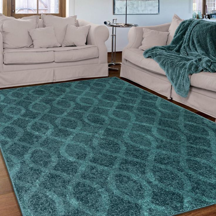 Carolina Weavers Brighton Collection Coil Area Rug 6 Ft 7 In X 9 Ft