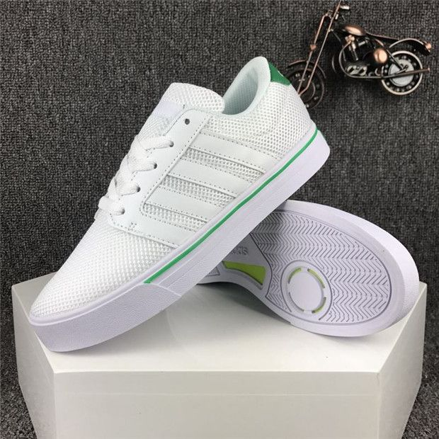 Adidas Net cloth Women Green and white