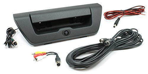 Rostra 250-8419-FDL15 Dashboard Screen Tailgate Camera for 2015-16 Ford F-150