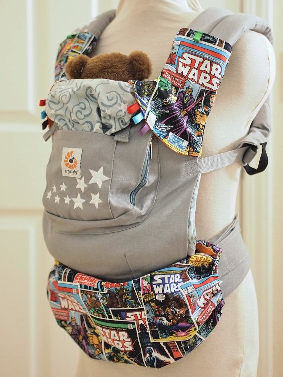 Baby Carrier Star Wars Comic Book Covers Baby Carrier