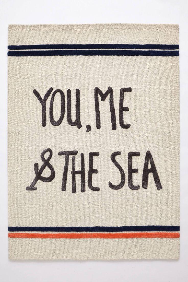 Sea Ballad Rug