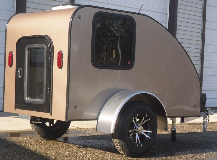 47 best images about motorcycle campers on pinterest. Black Bedroom Furniture Sets. Home Design Ideas