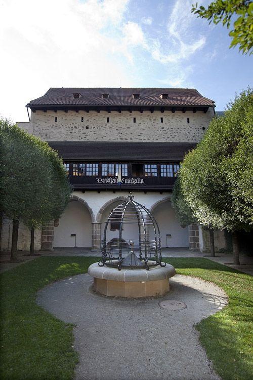 Písek - The Prácheňské muzeum (Prácheň Museum)