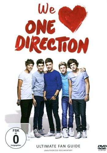 We Love One Direction [DVD]