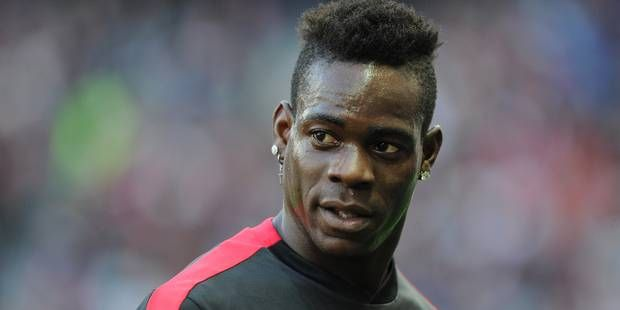 Quand Mario Balotelli chambre le PSG (VIDEO)