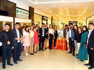 Üniversiteli Öğrencilerden Somaya Yardım Sergisi