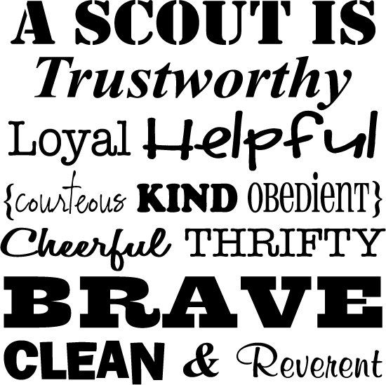 Image result for scout oath