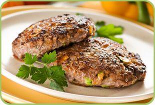 Moroccan Beef patties