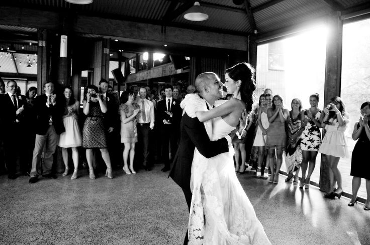 Our wedding dance rocked! Photographed by Shona Henderson Photography. To see the full story or publish your wedding, visit Wedding Vault.
