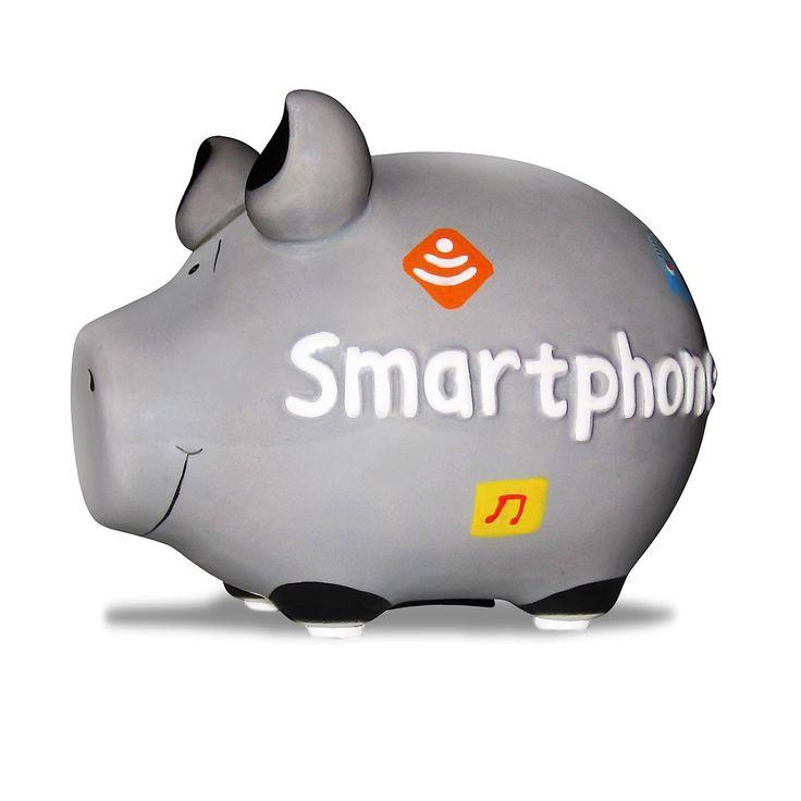 Sparschwein+Smartphone    Sparschwein+Smartphone<br+/>+  Materialinformation:+Dolomit+(Gesteinsart)<br+/>  Maße:+ca.+L:12,5+x+H:9,5+cm<br+/>  <p>Hinweis:+Auf+Produktbildern+abgebildetes+Zubehör+sowie+Deko-Artikel+gehören+nicht+zum+Produkteangebot,+sofern+sie+nicht+ausdrücklich+eingeschlossen+werden.</p>    7,99€