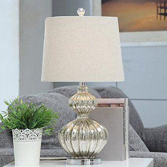 American Style Kristall Tischleuchten Nachttischlampe