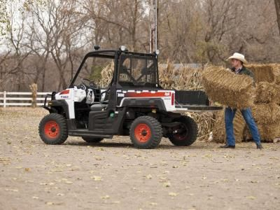 Bobcat Company launches new 3600 and 3650 utility vehicles with industry-leading features and capabilities