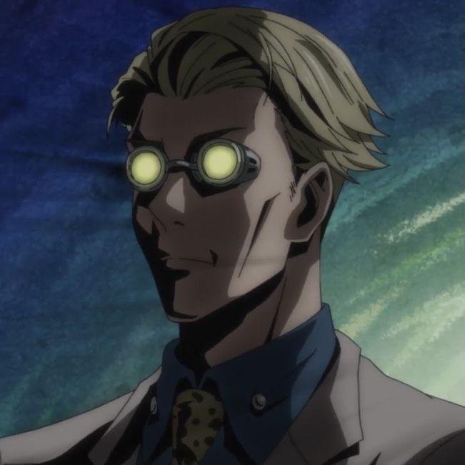 Kento Nanami Nanami Jujutsu Anime
